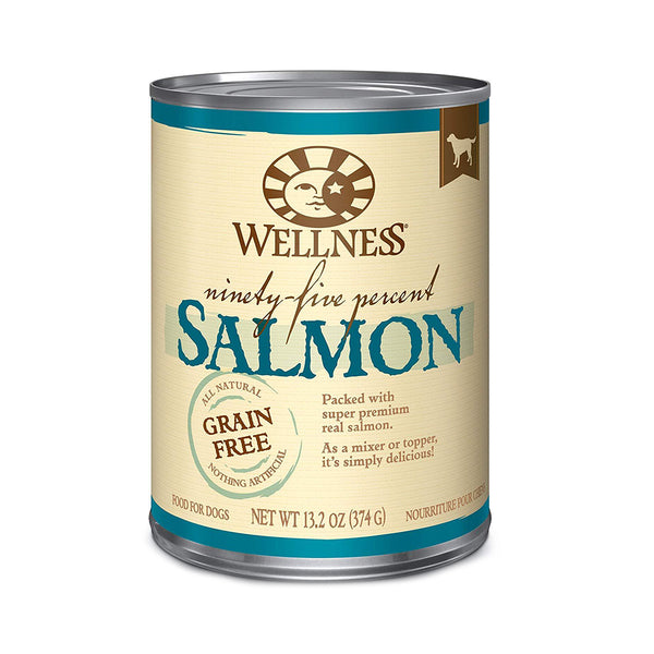 Complete Health Ninety-Five Percent Salmon Grain-Free Dog Food