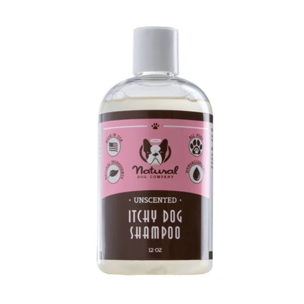 Unscented Itchy Dog Shampoo