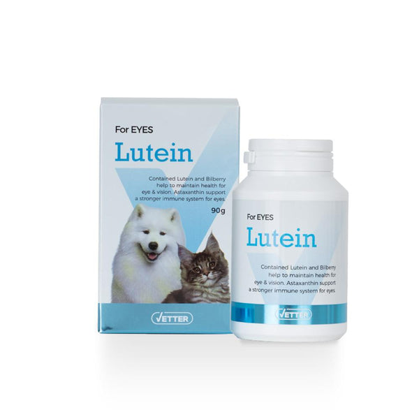 Vetter Lutein Eyes Supplement for Cats and Dogs