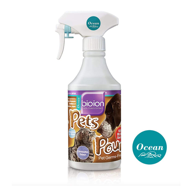 Pet Pounce Ocean Scent Pet Sanitizer