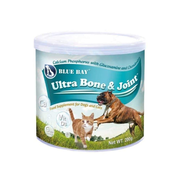 Ultra Bone & Joint Food Supplement for Dogs and Cats