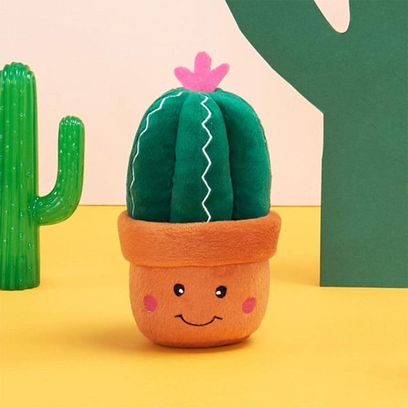 Storybook Snugglerz - Carmen The Cactus Squeaky Plush Dog Toy