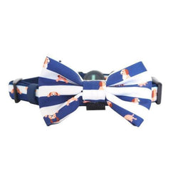 Bow Tie Collar - Peek A Doo Dog Collar