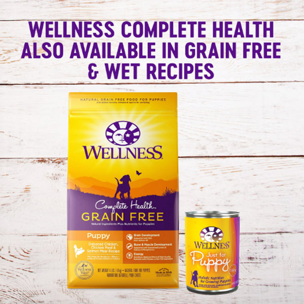 Complete Health Puppy Dog Food