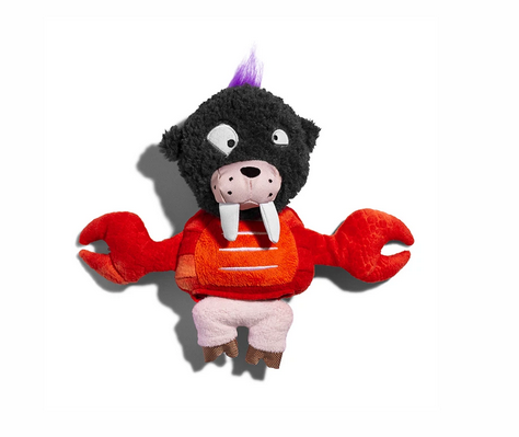 Mutant Animal Seapork Dog Toy