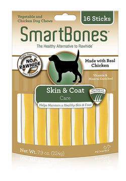 Functional Sticks Skin & Coat Dog Treats
