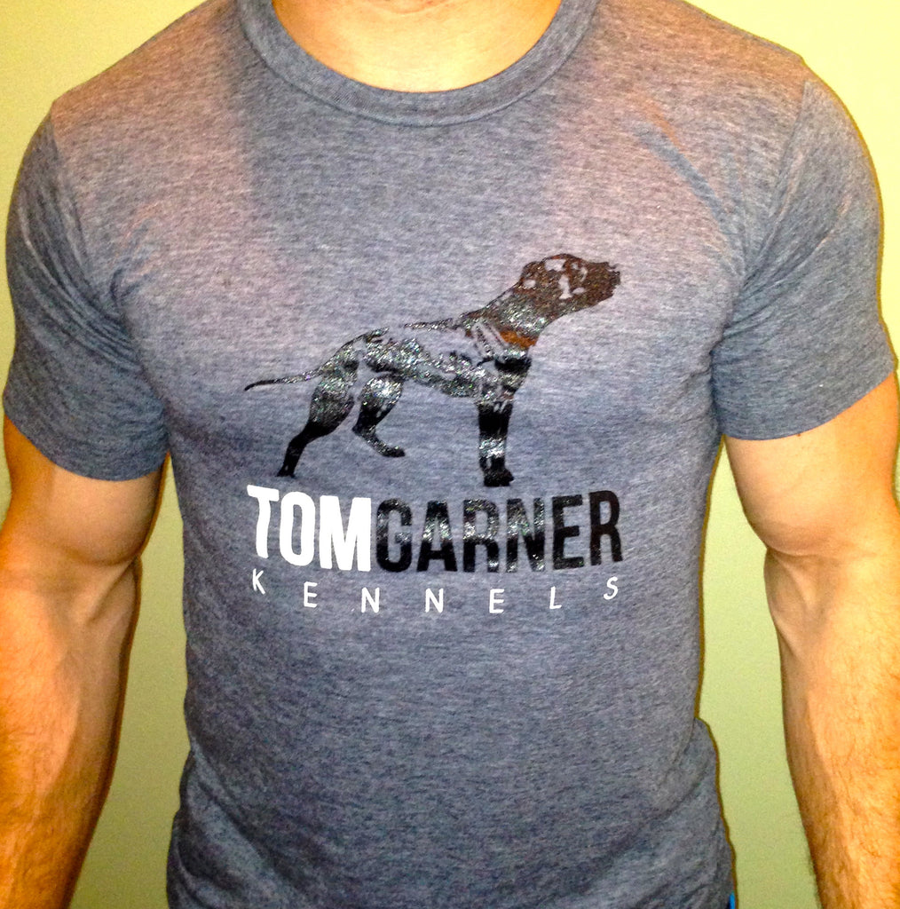 Tom Garner Kennels T- Shirt (Pig Picking 2013)