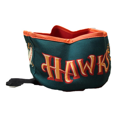 BOISE HAWKS COLLAPSIBLE DOG BOWL
