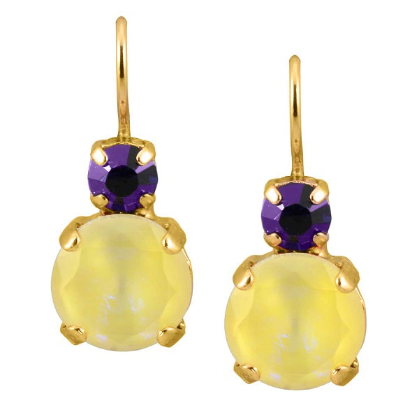 Mariana Jewelry Gold Plated Earring 1037-1032YG - LilloBellaBoutique.com