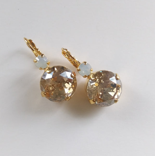 Mariana Jewelry Gold Plated Earring 1506-1078YG - LilloBellaBoutique.com
