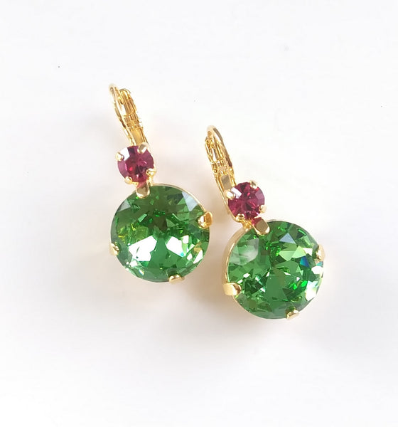 Mariana Jewelry Gold Plated Earring 1506-502214YG - LilloBellaBoutique.com