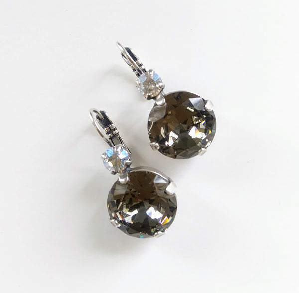 Mariana Jewelry Silver Plated Earring 1506-512SP - LilloBellaBoutique.com