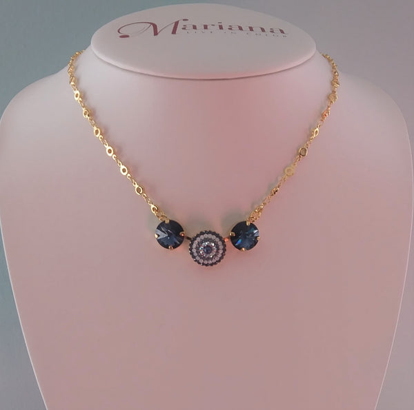 Mariana Jewelry Mood Indigo Necklace -5193