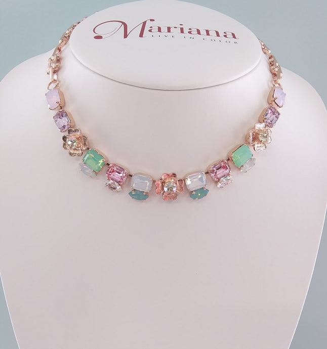 Mariana Jewelry Pina Colada Necklace 3099/2-1063RG