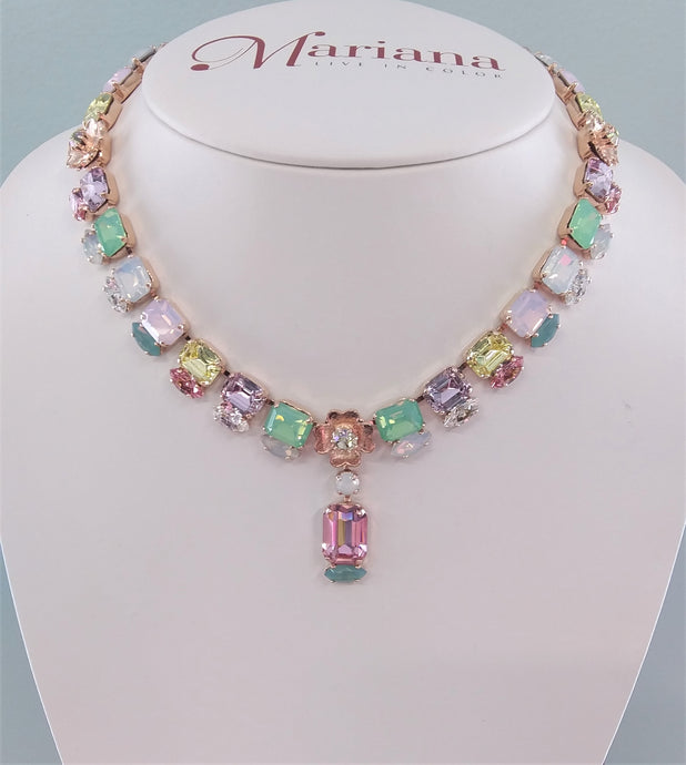 Mariana Jewelry Pina Colada Necklace 3099/1-1063RG