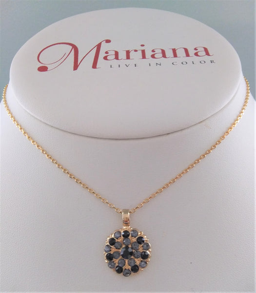 Mariana Jewelry Guardian Angel Necklace - 280YG