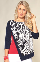 Lior Paris Geo Overlay Top