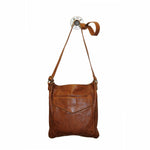 Latico Leather Val Crossbody Bag - Cognac - LilloBellaBoutique.com