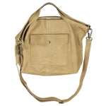 Latico Leather Colin Tote/Crossbody - Honey - LilloBellaBoutique.com