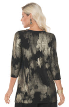 Load image into Gallery viewer, Lior Paris Criss Cross Tunic Top