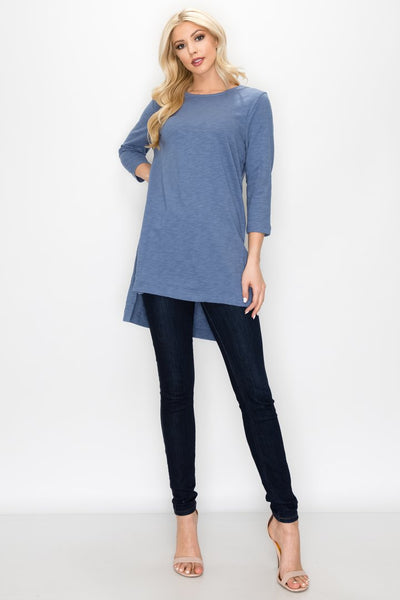 Claire Top - Denim