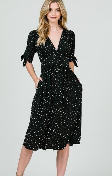 Night Sky Day Dress