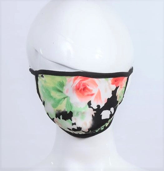 Printed Essential Face Mask