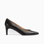 Jon Josef Carlie Leather Pump - Black
