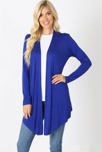 Load image into Gallery viewer, Kimbra Tunic Length Cardigan