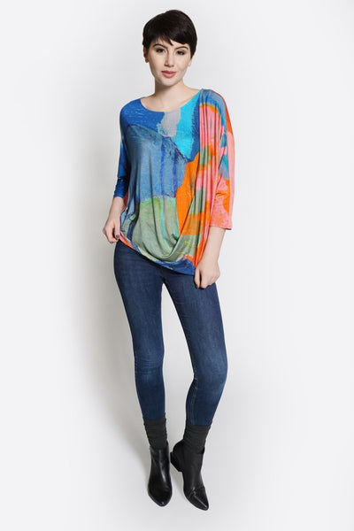 Claire Desjardins Wearable Art - Untitled One Tunic Top
