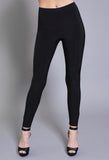 Compli K Classic Full Length Legging - Black - LilloBellaBoutique.com