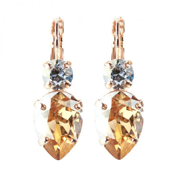 Mariana Jewelry Tear Drop Earring - 1030/6-39361YG