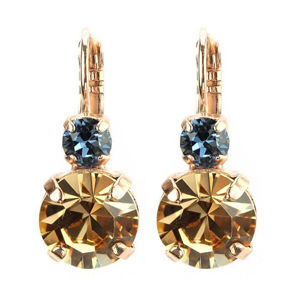 Mariana Jewelry Gold Plated Earring 1037-266246YG - LilloBellaBoutique.com