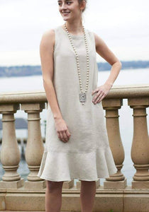Ellie Linen Dress