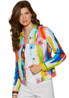 Claire Desjardins Wearable Art-  Getting Close Jacket