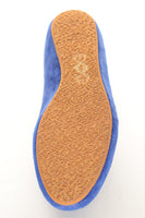 Yin Gill Suede Blue - LilloBellaBoutique.com