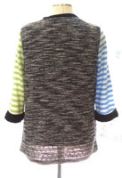 Whimsical Stripe Jacket - Lime - LilloBellaBoutique.com