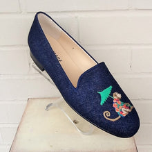 Load image into Gallery viewer, Jon Josef Gatsby Loafer - Monkey Denim