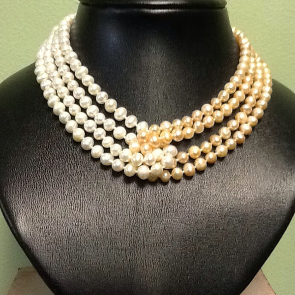 Madeline's Pearl Necklace