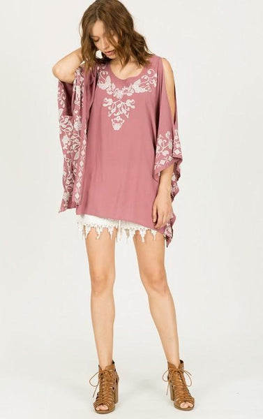 Katia Embroidered Tunic