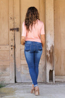 Aspen Patch Mark Jeans