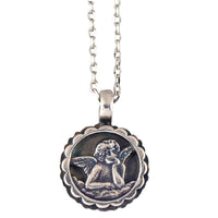 Mariana Jewelry Guardian Angel Necklace - 1112RO - LilloBellaBoutique.com