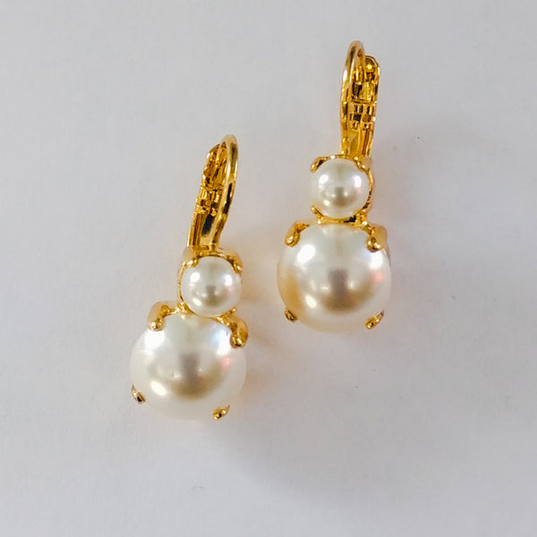 Mariana Jewelry Gold Plated Earring 1037 -136136yg - LilloBellaBoutique.com