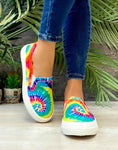 Rainbow Slip On Sneaker - LilloBellaBoutique.com