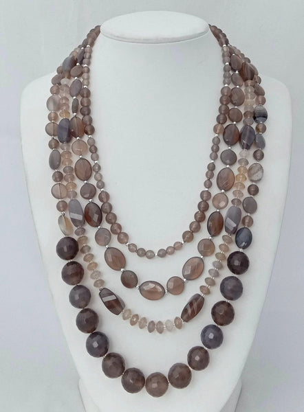 Show Stopping Statement Necklace - LilloBellaBoutique.com