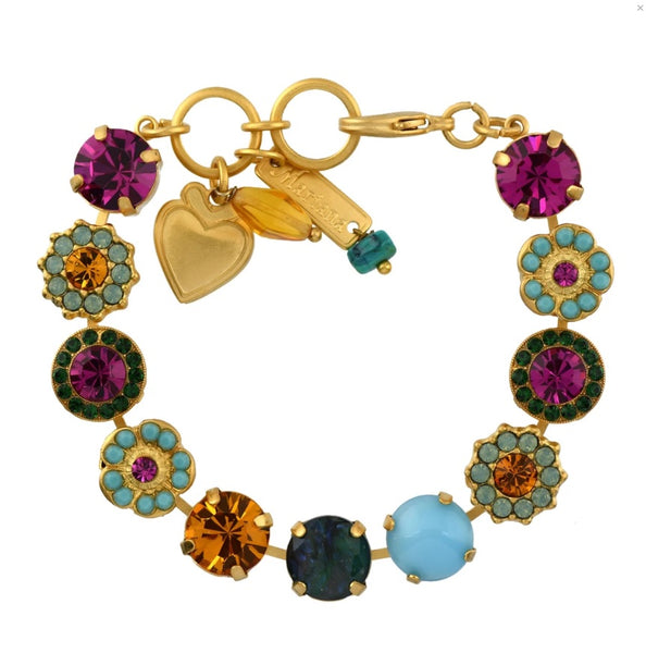 Mariana Jewelry Happy Days Bracelet - 4084 -1007YG