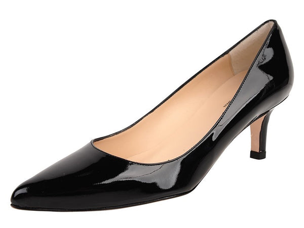 Jon Josef Chance Pump - Black Patent