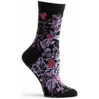 Ozone Socks - Garden Vines - LilloBellaBoutique.com