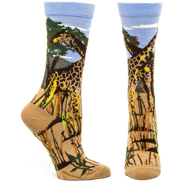 Ozone Socks Giraffe - LilloBellaBoutique.com