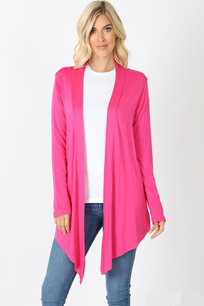 Kimbra Tunic Length Cardigan